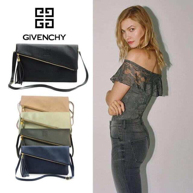 GIVENCHY(ジバンシィ)のクラッチバッグ ジバンシー givenchy  ネイビー レディースのバッグ(クラッチバッグ)の商品写真