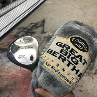 キャロウェイゴルフ(Callaway Golf)の名器 Callaway キャロウェイ  BIG BERTHE ドライバー(クラブ)