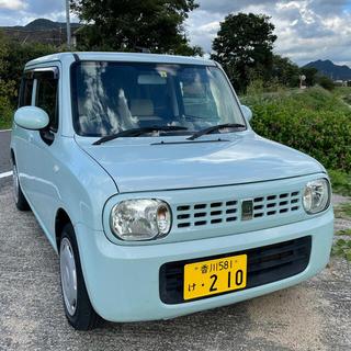 スズキ(スズキ)のスズキ ラパン G  車検R4年6月まで‼️H23年式 HE22S(車体)