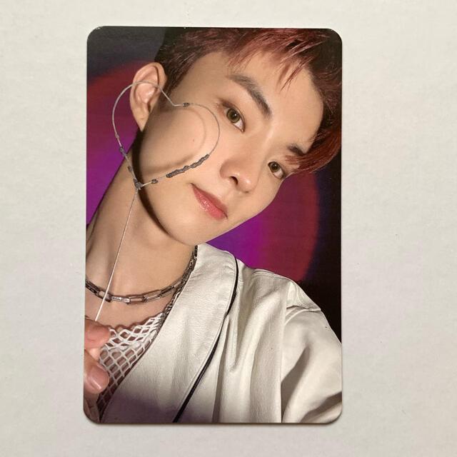 キュー THE BOYZ THRILLING  BANG トレカ エンタメ/ホビーのCD(K-POP/アジア)の商品写真