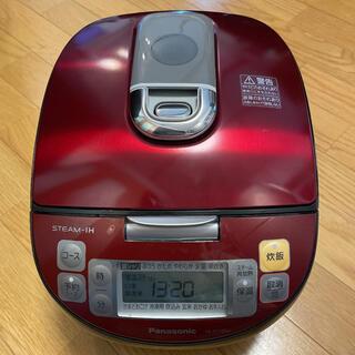 Panasonic - panasonic  スチームIHジャー 炊飯器