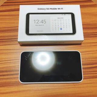 エーユー(au)のUQ WiMAX モバイルルーター 5G(その他)