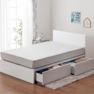 ニトリ - シングルベッド マットレス付き
