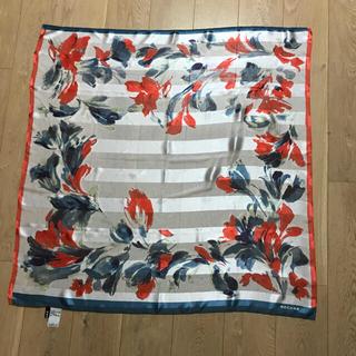 ロシャス(ROCHAS)のシルク 100% スカーフ(バンダナ/スカーフ)