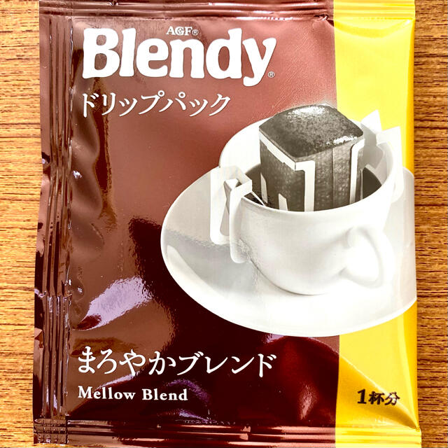 AGF(エイージーエフ)の【AGF ブレンディ】ドリップコーヒー 24袋セット 食品/飲料/酒の飲料(コーヒー)の商品写真