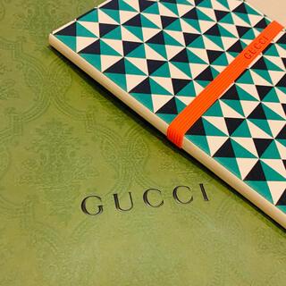 Gucci - グッチ☆ノート&鉛筆☆お洒落なノベルティ