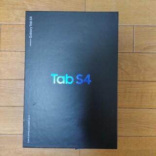 SAMSUNG - Samsung Galaxy Tab S4 SM-T830 Black ケース付