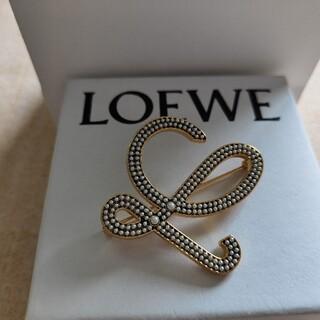 LOEWE - ✩美品・LOEWE ロエベ ブローチ