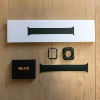 Apple Watch - Apple watch ソロループ 40mm サイズ9 グリーン