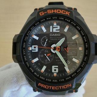 G-SHOCK スカイコックピット 電波ソーラー GW-4000-1AJF 美品
