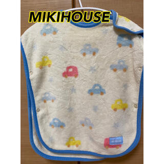 ミキハウス(mikihouse)のMIKIHOUSE ベビー 冬 スリーパー(おくるみ/ブランケット)