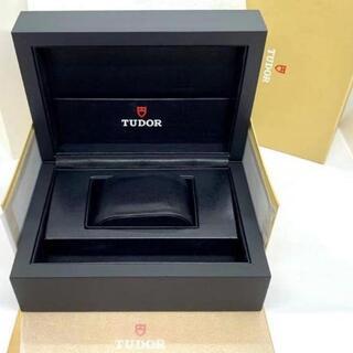 Tudor - TUDOR チューダー 腕時計用 木箱 BOX ケース 黒/ブラック