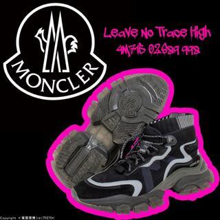 モンクレール(MONCLER)のモンクレール:Leave No Trace High/サイズ#41=25.5cm(スニーカー)