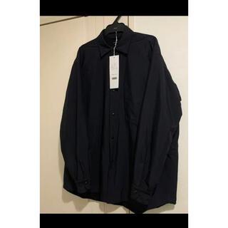 COMOLI - 新品 COMOLI コモリ ナイロンシャツジャケット サイズ1