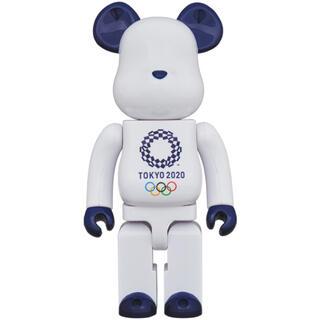 メディコムトイ(MEDICOM TOY)のBe@rbrick Tokyo 2020 Olympic Emblem 400%(フィギュア)