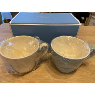 ウェッジウッド(WEDGWOOD)の【即日発送】新品未使用 WEDGWOOD マグカップ (グラス/カップ)