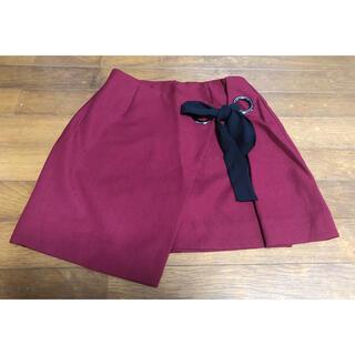 スパイラルガール(SPIRAL GIRL)のSPIRAL GIRL キュロットスカート(ミニスカート)