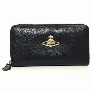 ヴィヴィアンウエストウッド(Vivienne Westwood)のヴィヴィアンウエストウッド 長財布 - 黒(財布)