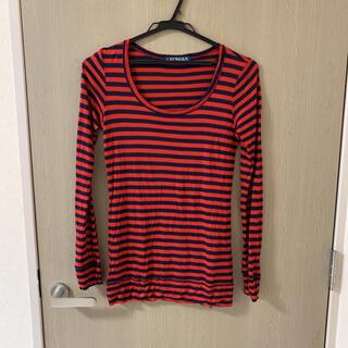ビューティアンドユースユナイテッドアローズ(BEAUTY&YOUTH UNITED ARROWS)のLEONIA モダール100% 長袖Tシャツ(Tシャツ(長袖/七分))