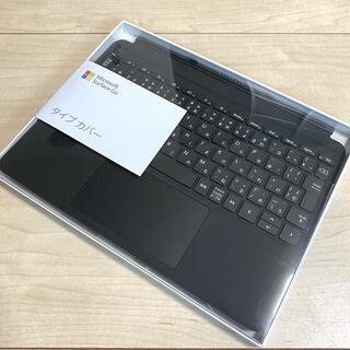 Microsoft - Surface Go タイプカバー 純正 ブラック KCM-00043