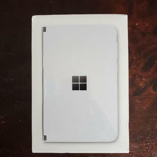 マイクロソフト(Microsoft)の新品未開封 マイクロソフト Microsoft Surface Duo(タブレット)