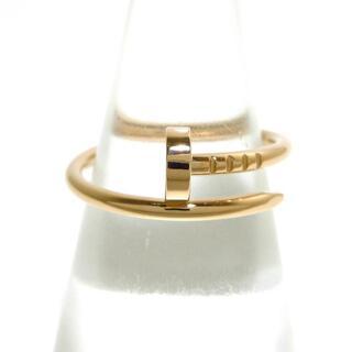 カルティエ(Cartier)のカルティエ リング 54美品  CRB4225854(リング(指輪))