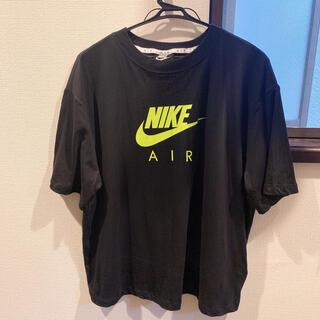 NIKE - NIKE AIR ナイキWOMEN'S XLサイズ  半袖Tシャツ ロゴTシャツ