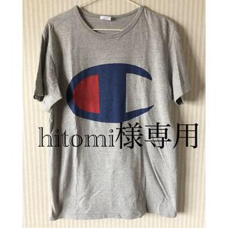 Champion - Tシャツ【Champion】