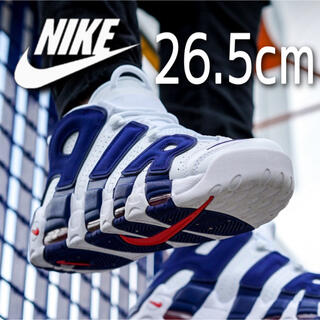 NIKE - 美品! NIKE AIR MORE UPTEMPO 26.5 ニックス モアテン