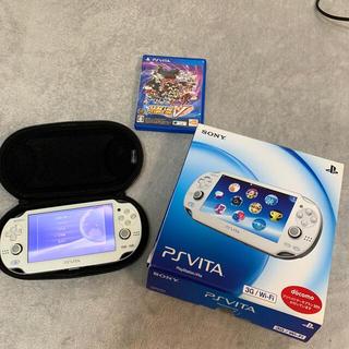 PlayStation Vita - SONY PlayStationVITA 本体  PCH-1100 セット