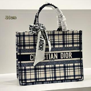 Christian Dior - 【極美品】ディオール Christian Dior トートバッグ06