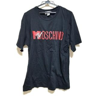 モスキーノ(MOSCHINO)のモスキーノ 半袖Tシャツ サイズM メンズ -(Tシャツ/カットソー(半袖/袖なし))