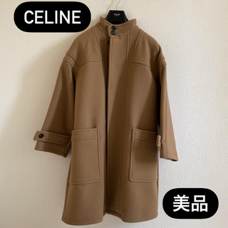 セリーヌ(celine)のCELINE オーバーサイズコート 2019FW(ロングコート)