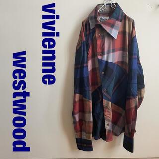 Vivienne Westwood - Vivienne Westwood アメイジングチェック オジークラークシャツ
