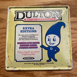 DULTON ダルトン メタルプレート