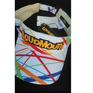 Loudmouth - 【新品】Loudmouth ラウドマウス サンバイザー