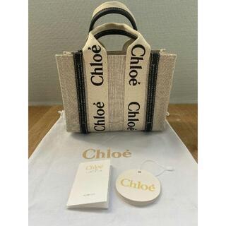 Chloe - Chloe/クロエ「Woody」スモールトートバッグ
