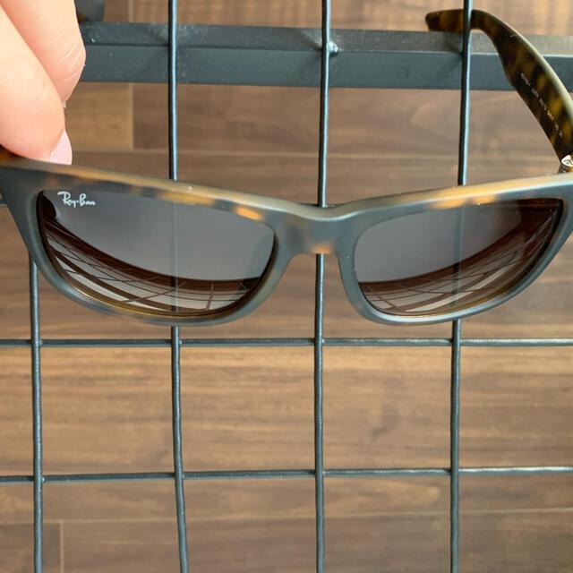Ray-Ban(レイバン)のレイバン  サングラス  RB4165F 856/13 メンズのファッション小物(サングラス/メガネ)の商品写真