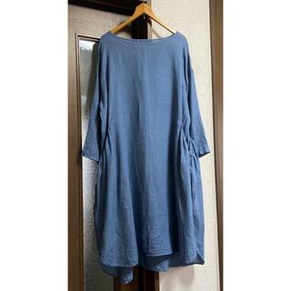 ネストローブ(nest Robe)の*ネストローブ nest robe サイドポケットワンピース *(ロングワンピース/マキシワンピース)
