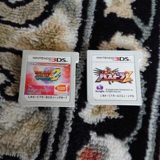 ニンテンドー3DS(ニンテンドー3DS)の3DSソフトパズドラ&ドラゴンボール2枚セット(携帯用ゲームソフト)