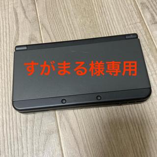 ニンテンドー3DS - Nintendo NEW3DSニンテンドー 本体 ブラック