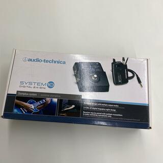 オーディオテクニカ(audio-technica)のaudio-technica wireless system(エフェクター)