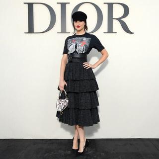 Christian Dior - DIOR クリスチャンディオール スカート ディオール 2019AW 60万円