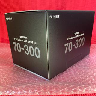 富士フイルム - 【新品未使用】XF70-300mm F4-5.6 R LM OIS
