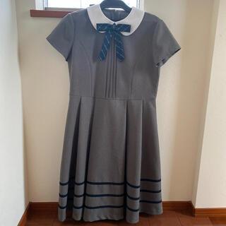 Catherine Cottage - ショパン 襟付き リボン ワンピース フォーマル