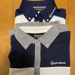 TaylorMade - テーラーメイド  ポロシャツ 2枚セット