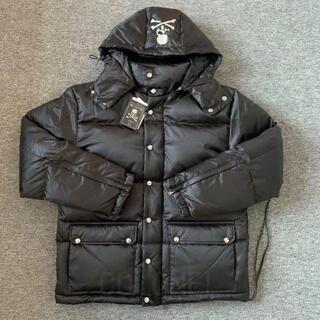 Mastermind Japan Puffy Jacket BLACK(ダウンジャケット)