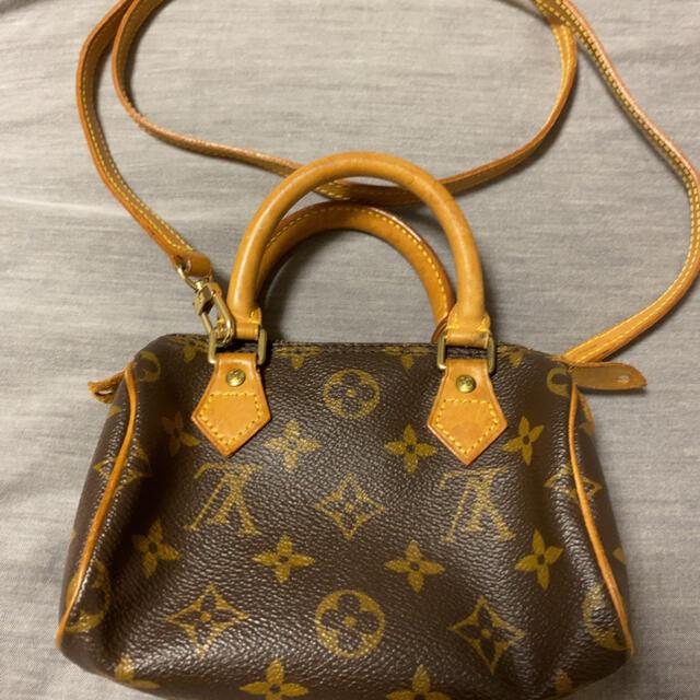LOUIS VUITTON(ルイヴィトン)のナノスピーディーミニ レディースのバッグ(ショルダーバッグ)の商品写真
