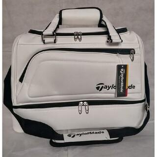 TaylorMade - テーラーメイド ショルダー付ゴルフバッグ ボストンバッグ スポーツバッグ