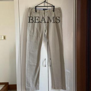 ビームス(BEAMS)のBEAMSメンズパンツ Sサイズ(チノパン)